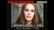 Julie Paradis