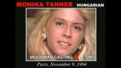 Watch Monika Tanner first XXX video. Pierre Woodman undress Monika Tanner, a Hungarian girl.