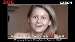 Check out this video of Zoe L-fox having an audition. Erotic meeting between Pierre Woodman and Zoe L-fox, a Czech girl.
