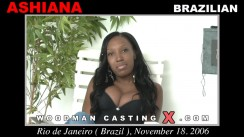 Watch Ashiana first XXX video. Pierre Woodman undress Ashiana, a Brazilian girl.