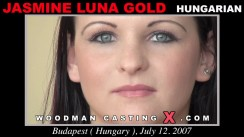 Watch Jasmine Luna Gold first XXX video. Pierre Woodman undress Jasmine Luna Gold, a Hungarian girl.