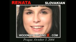 Watch our casting video of Renata. Erotic meeting between Pierre Woodman and Renata, a Slovak girl.