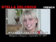 See the audition of Stella Delcroix