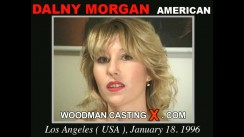 Look at Dalny Morgan getting her porn audition. Erotic meeting between Pierre Woodman and Dalny Morgan, a American girl.