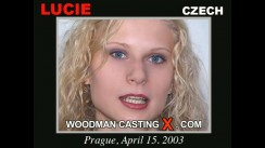Watch our casting video of Lucie. Erotic meeting between Pierre Woodman and Lucie, a Czech girl.