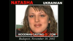 Watch our casting video of Natasha. Erotic meeting between Pierre Woodman and Natasha, a Ukrainian girl.