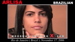Check out this video of Arlisa having an audition. Erotic meeting between Pierre Woodman and Arlisa, a Brazilian girl.