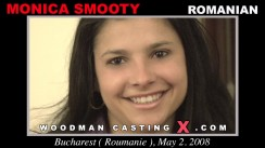 Check out this video of Monica Smooty having an audition. Pierre Woodman fuck Monica Smooty, Romanian girl, in this video.