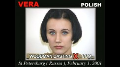 Watch Vera first XXX video. Pierre Woodman undress Vera, a Polish girl.