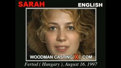 Check out this video of Sarah having an audition. Erotic meeting between Pierre Woodman and Sarah, a English girl.