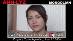 Download Ann-lyz casting video files. Pierre Woodman undress Ann-lyz, a Mongolian girl.