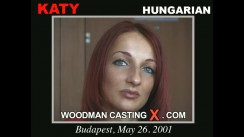 Check out this video of Katy having an audition. Erotic meeting between Pierre Woodman and Katy, a Hungarian girl.