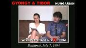 Gyongy and Tibor