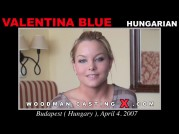 See the audition of Valentina Blue