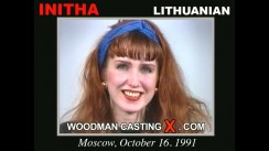 Watch our casting video of Initha. Erotic meeting between Pierre Woodman and Initha, a Lithuanian girl.