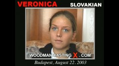 Check out this video of Veronica having an audition. Erotic meeting between Pierre Woodman and Veronica, a Slovak girl.
