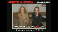 Check out this video of Judith And Szuza having an audition. Erotic meeting between Pierre Woodman and Judith And Szuza, a Hungarian girl.