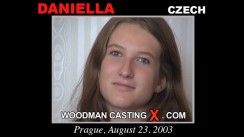 Check out this video of Daniella having an audition. Erotic meeting between Pierre Woodman and Daniella, a Czech girl.