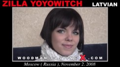 Check out this video of Zilla Yoyowitch having an audition. Erotic meeting between Pierre Woodman and Zilla Yoyowitch, a Latvian girl.