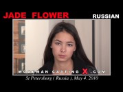 See the audition of Jade Flower