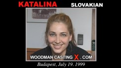 Check out this video of Katalina having an audition. Erotic meeting between Pierre Woodman and Katalina, a Slovak girl.