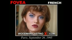 Look at Fovea getting her porn audition. Erotic meeting between Pierre Woodman and Fovea, a French girl.