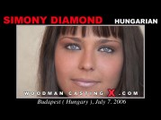 See the audition of Simony Diamond