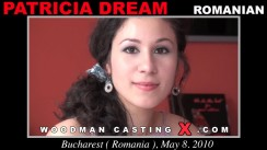 Check out this video of Patricia Dream having an audition. Pierre Woodman fuck Patricia Dream, Romanian girl, in this video.