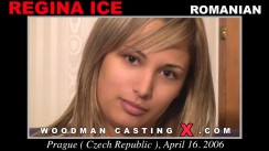 Check out this video of Regina Ice having an audition. Erotic meeting between Pierre Woodman and Regina Ice, a Romanian girl.