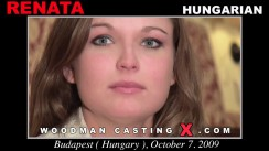 Watch our casting video of Renata. Erotic meeting between Pierre Woodman and Renata, a Hungarian girl.
