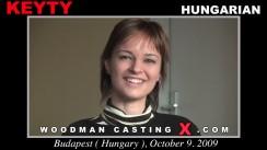 Watch Keyty first XXX video. Pierre Woodman undress Keyty, a Hungarian girl.