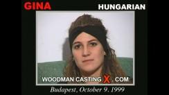 Watch Gina first XXX video. Pierre Woodman undress Gina, a Hungarian girl.