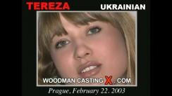 Watch Tereza first XXX video. Pierre Woodman undress Tereza, a Ukrainian girl.