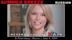 Watch Summer Breeze first XXX video. Pierre Woodman undress Summer Breeze, a Russian girl.