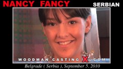 Casting of NANCY FANCY video
