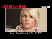 Casting of JESSICA BEE video