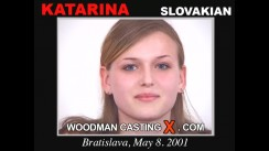 Watch our casting video of Katarina. Erotic meeting between Pierre Woodman and Katarina, a Slovak girl.