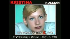 Watch Kristina first XXX video. Pierre Woodman undress Kristina, a Russian girl.