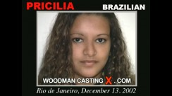 Watch our casting video of Pricilia. Erotic meeting between Pierre Woodman and Pricilia, a Brazilian girl.
