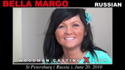 Look at Bella Margo getting her porn audition. Erotic meeting between Pierre Woodman and Bella Margo, a Russian girl.