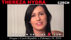 Watch Thereza Hydra first XXX video. Pierre Woodman undress Thereza Hydra, a Czech girl.