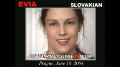 Watch Evia first XXX video. Pierre Woodman undress Evia, a Slovak girl.