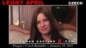 Leony April