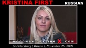Kristina First