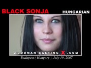 See the audition of Black Sonja