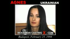 Casting of AGNES video