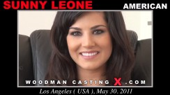 Casting of SUNNY LEONE video