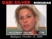 Casting of GABI SILVER video