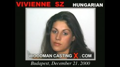 Access Vivienne Sz casting in streaming. Pierre Woodman undress Vivienne Sz, a Hungarian girl.