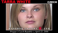 Watch Tarra White first XXX video. Pierre Woodman undress Tarra White, a Czech girl.